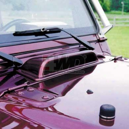Air Vent Intake Scoop By Barter Master Designs