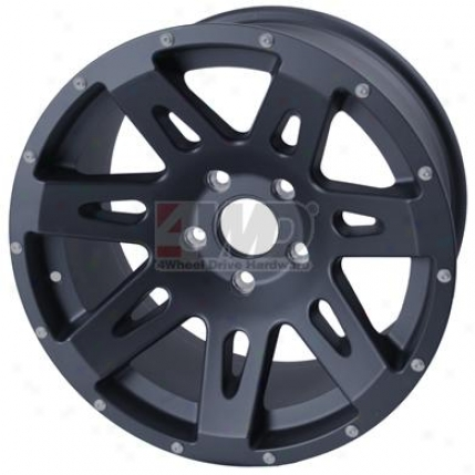 Alloy Wheel By Rugged Rirge