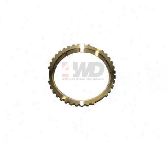 Ax15 3rd; 4th And 5th Gear Synchronizer Ring