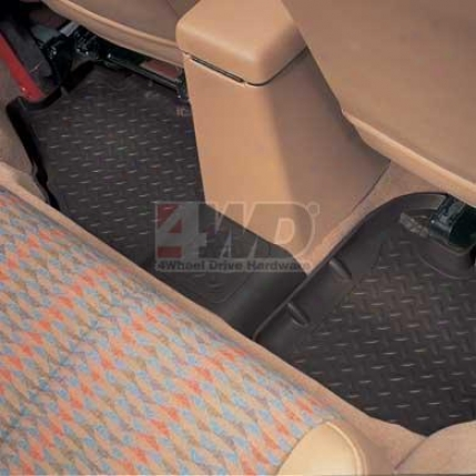 Bac Seat Floor Liner By Husky Linerx