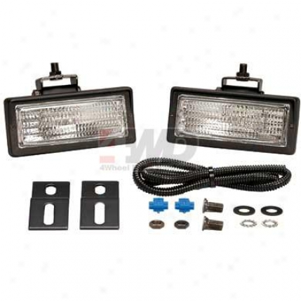 Back-up Light Kit By Kc Hilites