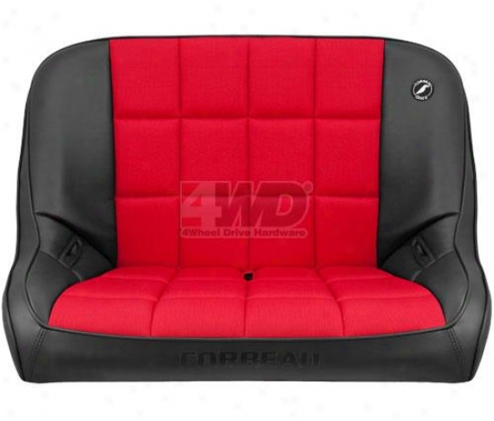 Baja Rear Bench Seat By Corbeau