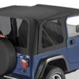Bestop Replace-a-top? With Tinted Windows By Bestop
