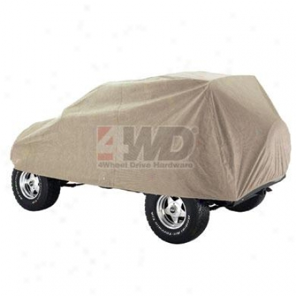 Block-it 380 Series Jeep Cover By Covercraft