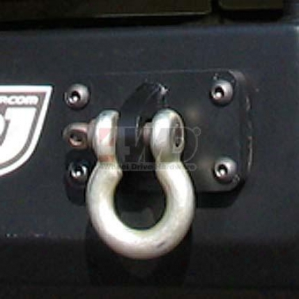 Bolt On D-ring Shackle Mount By Purejeep