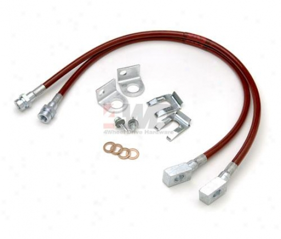 Brake Line Kit By Jks?