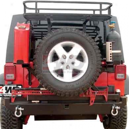 Bumper/tirw Carrier By Rock Hard 4x4
