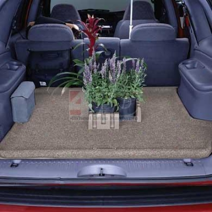 Cargo-logic? Rear Cargo Liner, Gray