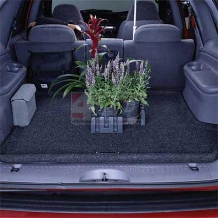 Cargo-logic® Raise Cargo Liner, Charcoal