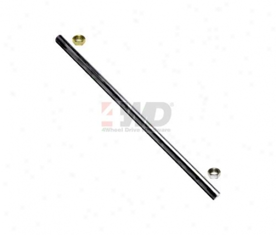 Chrome Moly Heavy Wall Tie Rod By Currie Enterprises