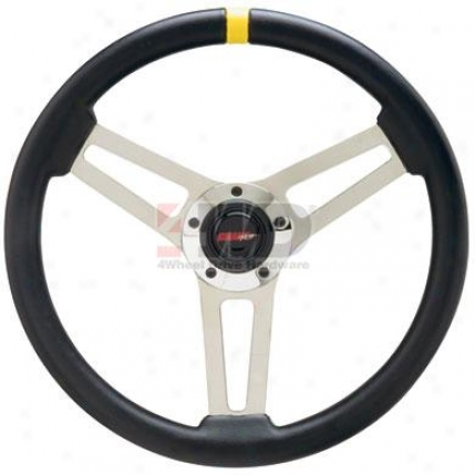 Classic 5 Model 3 Spoke Steering Wheel By Grant