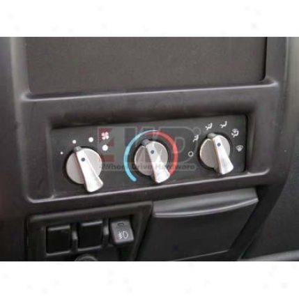 Climate Control Knobs By Ncm