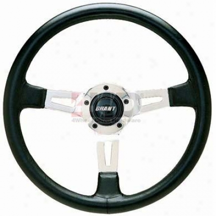 Collector's Edition 3 Spoke Steering Wheel By Grant