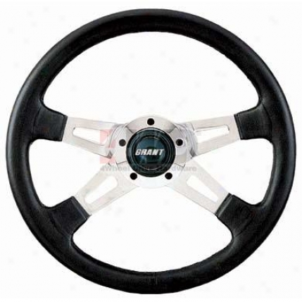 Collector's Edition 4 Spoke Steering Wheel By Grant