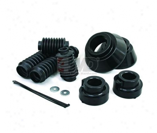Comf0rtride? 1.5? Suspension Coil Spring Spacer Kit By Daystar
