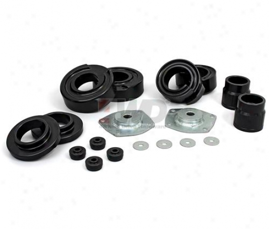Cokfortride? 2? Suspension Coil Sprong Spacer Kit By Daystar