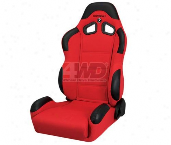 Cr1 Wide Recliner Seat By Corbeau