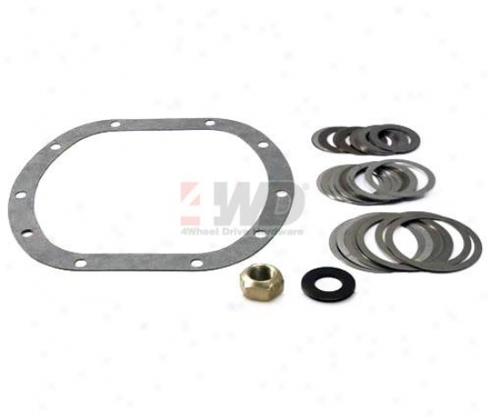 Dana 30 Differential & Pinion Shim Kit