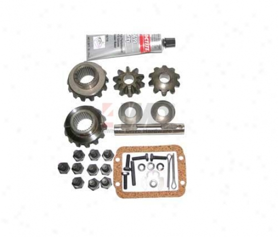 Dana 30 Standard Differential Spiedr Gear Set