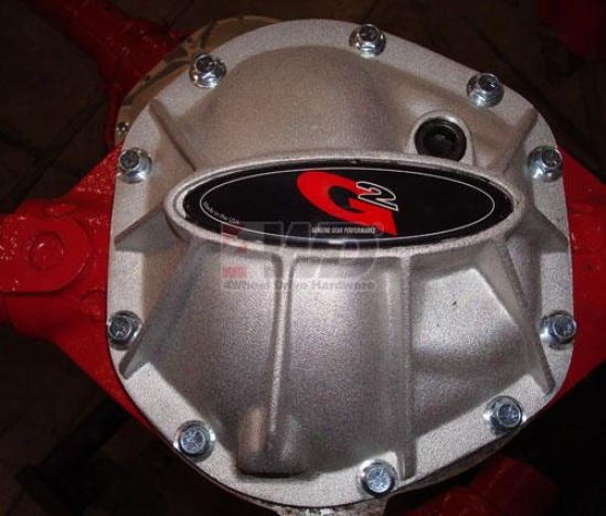 Dana 44 Aluminum Diff Cover By G2