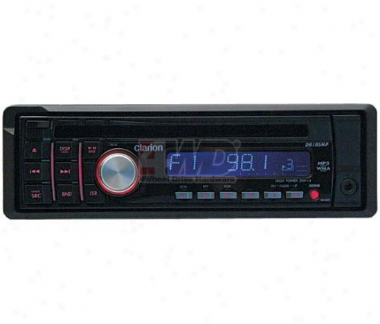 Db185mp Cd Player By Clarion