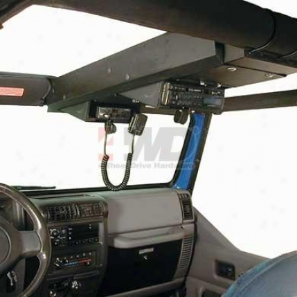 Double Compartment Overhead Console By Tuffy