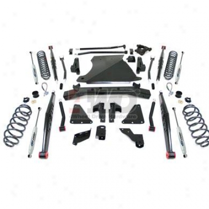 "Dual Sport 6"" Long Arm Suspension System By Pro Comp"