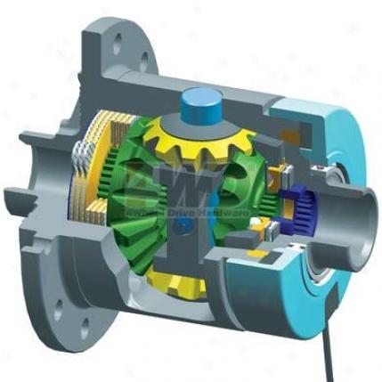 Ected Electrically cAtivatrd Locker By Auburn Gear