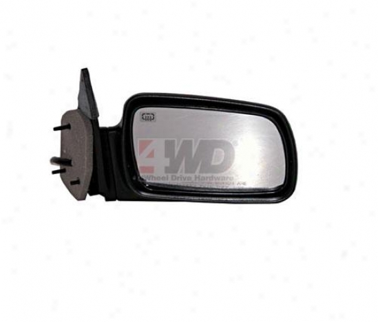Electric Power Heated Remote Mirror By Omix