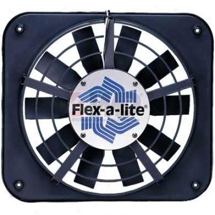 Electric Single Puller Fan By Flex-a-lite®