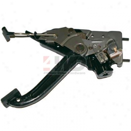 Emergency Brake Pedal Assembly