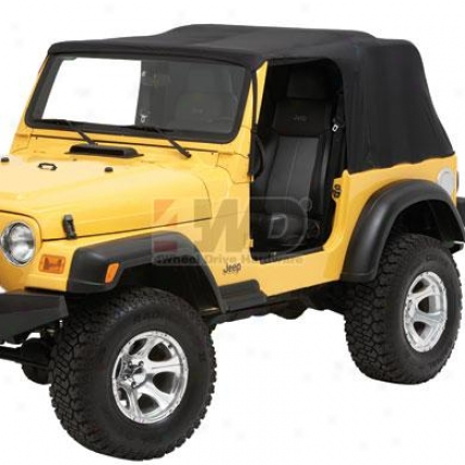 Emergency Jeep Soft Top By Pavement Ends