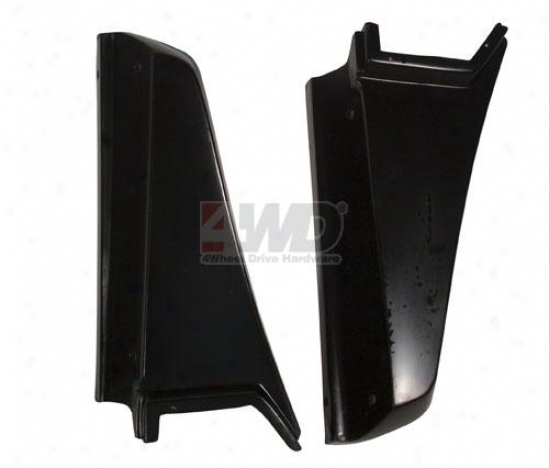 Fender Flare Extension By X3non