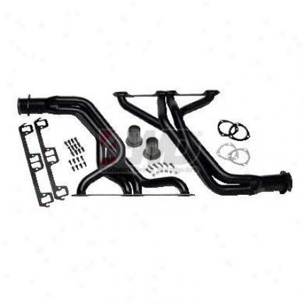 Fenderwell Exhaust Header By Hedman Hedders®