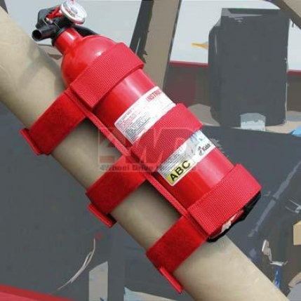 Fire Extinguisher Holder From Rugged Ridge