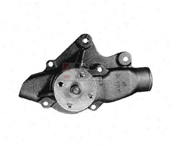 Jeep high flow water pump