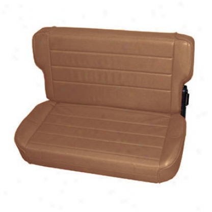 Fold And Tumble Rear Seat By Smittybilt