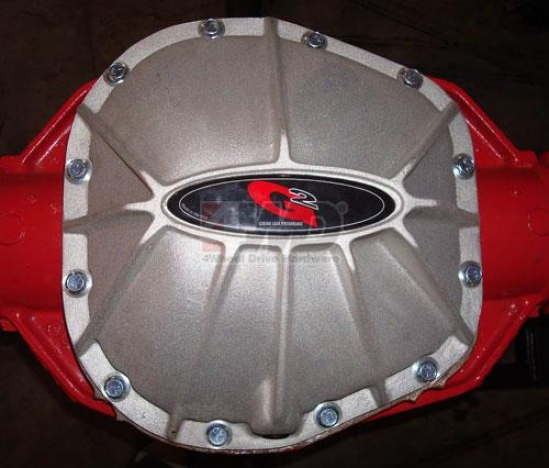 Ford 10.25/10.5 Aluminum Diff Cover By G1