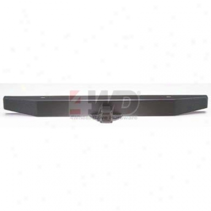 "Front 50"" Rock Bumper With Receiver By Olympic"