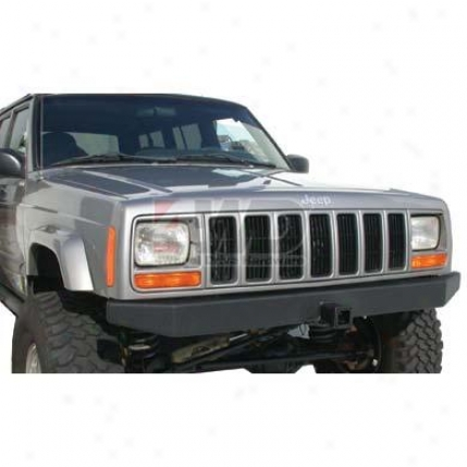 "Front 65"" Rock Bumper With Receiver Bh Olympic"
