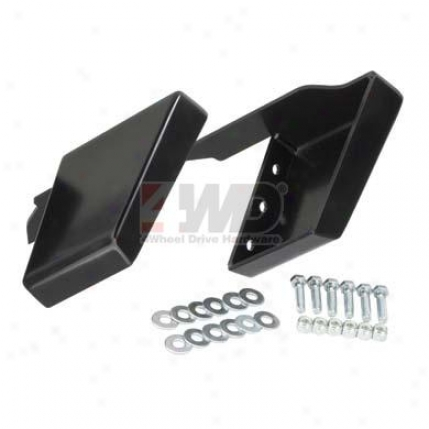 Front Bumper Extension Kit By Warn
