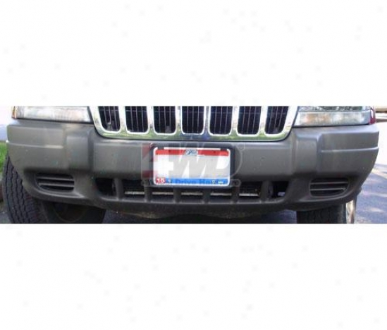 Front Bumper Fascia By Crown