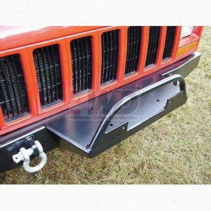 Front Bumper Winch Plate By oRck Hard 4x4