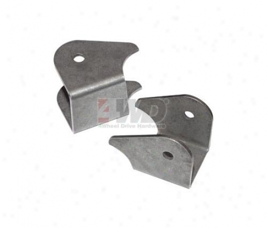 Front Lower ControiA rm Brackets By Currie Enterprises