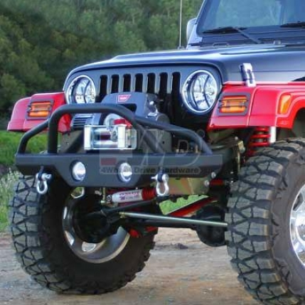 Front Recovery Bumper By Rampage