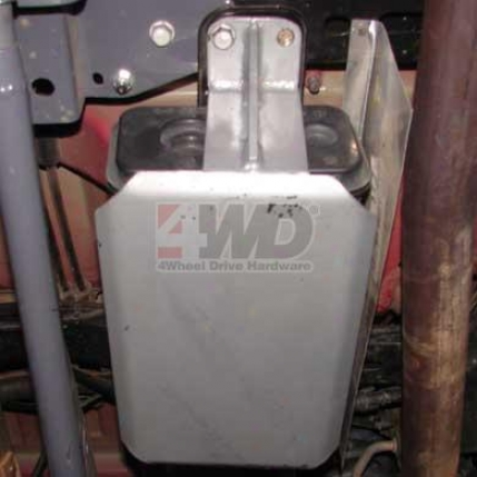 Fuel Tank Breather Canister Skid Plate By Rockhard 4x4