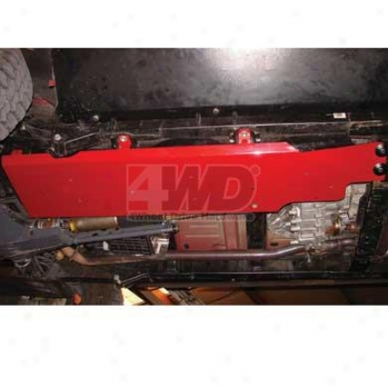 Fuel Tank Skid Plate By Rockhard 4x4