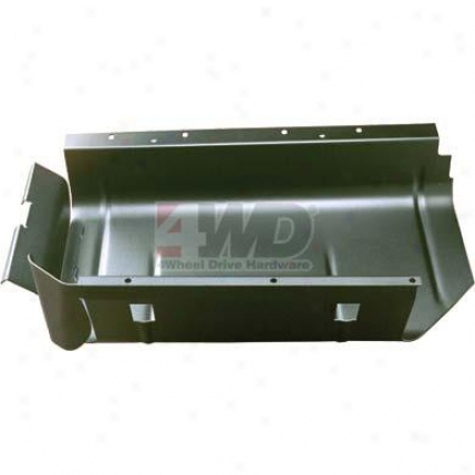 Fuel Tank Skid Plate By Soldier Products