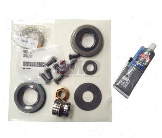 Gear Installation Kit By G2