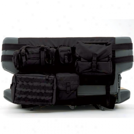 G.e.a.r. Rear Seat Cover By Smittybilt